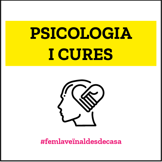 psicologia i cures