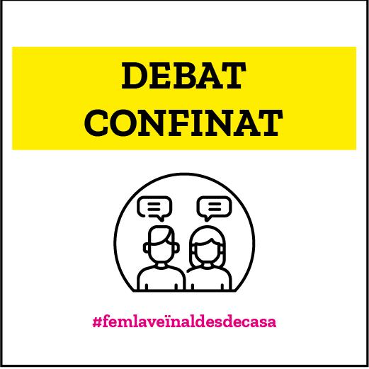 debat confinat